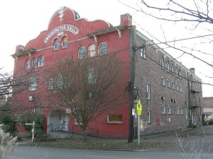 Victor Voorhees, Architect Hans Pederson, Contractor Courtesy Wikimedia Commons