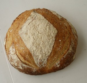 Boule-de-campagne-01 Photo:  Courtesy Wiki Commons