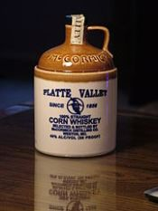 A_jug_of_McCormick_Platte_Valley_100%_straight_corn_whiskey