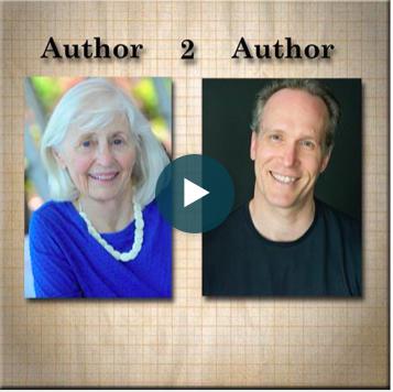 Author2Author screenshot radio interview Paula Pederson-2